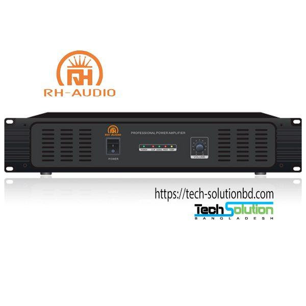 Rack Mount Power Amplifier 350W 450W 650W