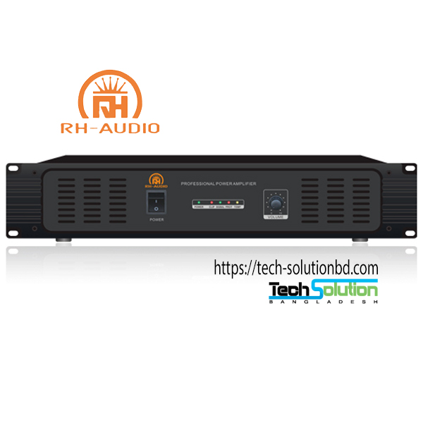 Rack Mount Power Amplifier 350W 450W 650W