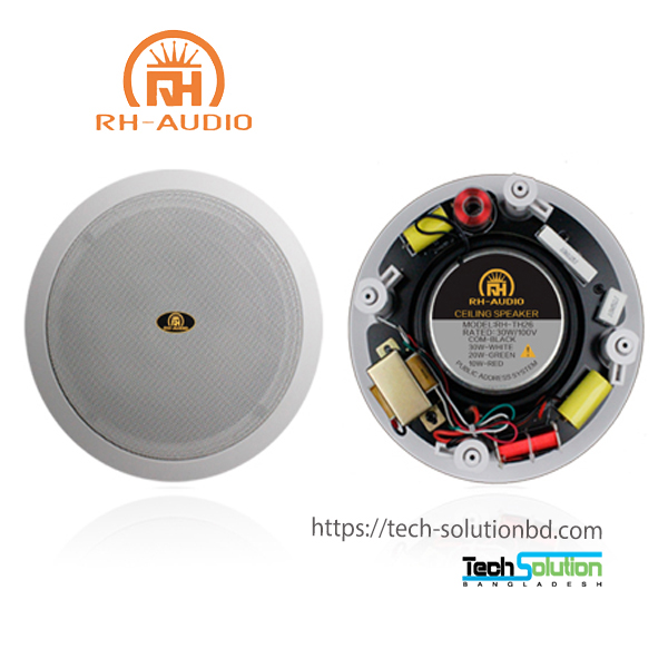 Two-way Hi-Fi Coaxial Speaker RH-TH26