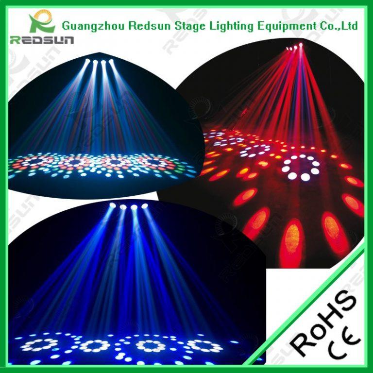 LED Four Head Laser