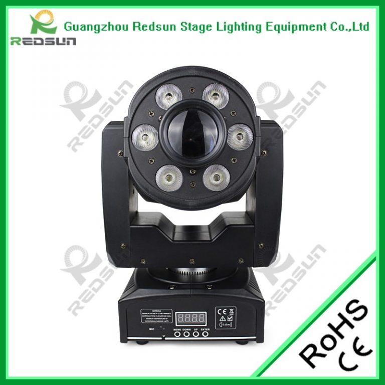 Gobo Wash 2IN1 Moving Head Light