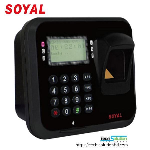 Soyal AR-837EF Access Control