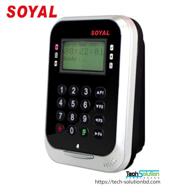 Soyal AR-837E Access Control