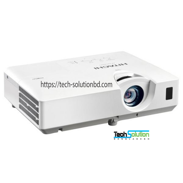 Hitachi CP-ED27X XGA 1024 x 768 3LCD Multimedia Projector