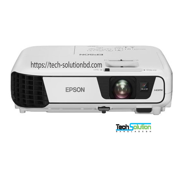 Epson EB-X31 3200 Lumens XGA Resolution LCD Projector