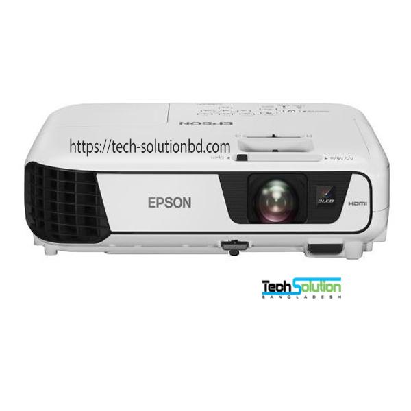 Epson EB-X31 3200 Lumens XGA Resolution LCD Projector