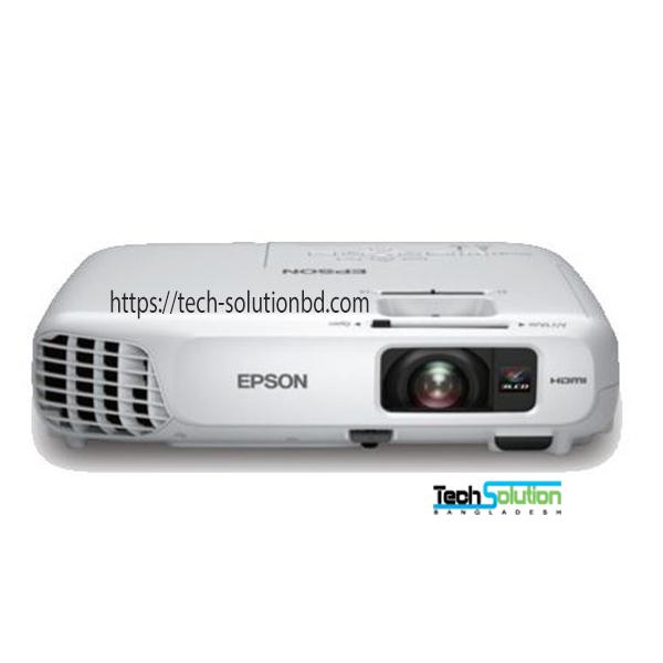 Epson EB-S04 3000 Lumen 3LCD SVGA Portable Projector
