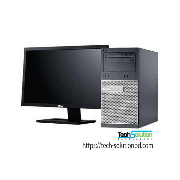 Dell Optiplex 5040 MT Core i5 4GB RAM 18.5″ Brand PC