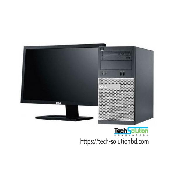 Dell Optiplex 5040 MT Core i5 4GB RAM 18.5″ Brand PC