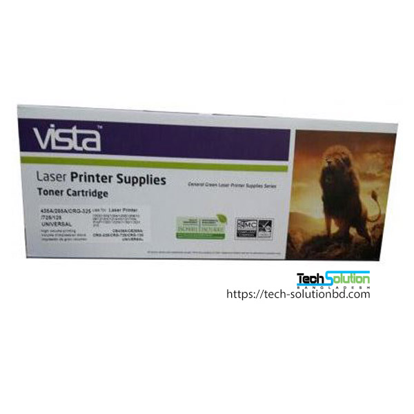 Vista 12A High Volume Laser Toner Printer Cartridge