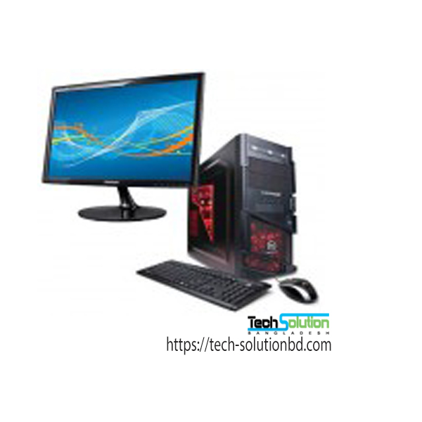 Desktop PC Intel Core i5 2nd Gen 4GB RAM 17 Inch Monitor