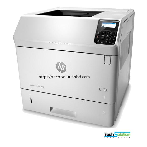 HP Laserjet Enterprise M605n Printer