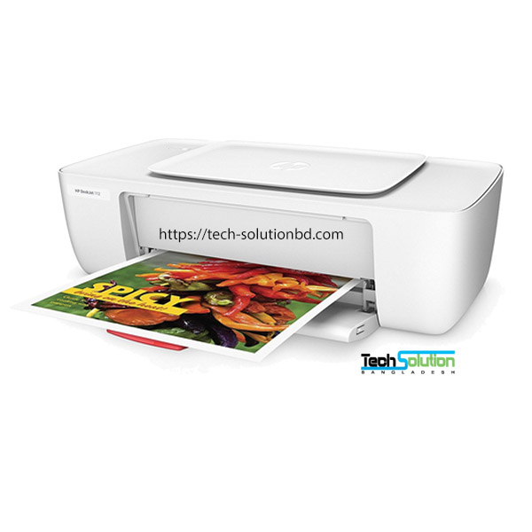 HP D1112 Deskjet Ink Printer