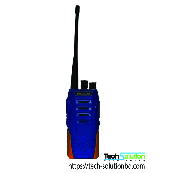 Motocom Two-Way Walkie Talkie Radio MC-500