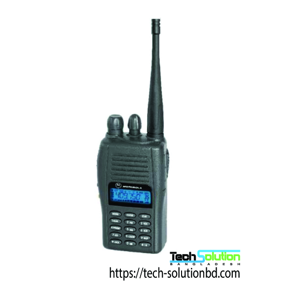 Motorola GP-340plus Two Way Radio Walkie-Talkie