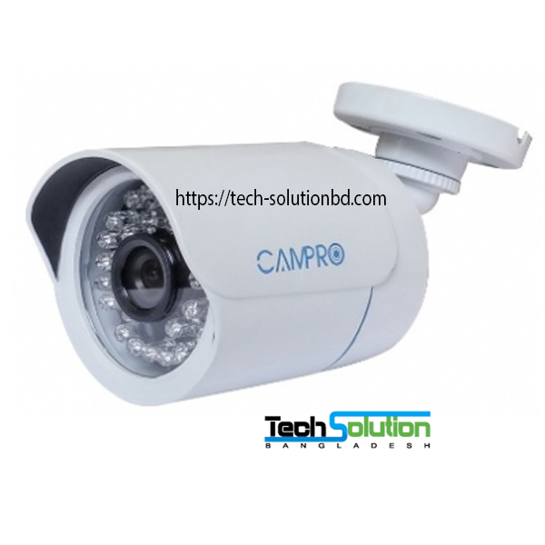 Campro HD-IP 25M IR POE Camera