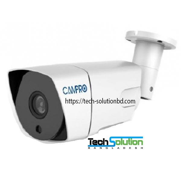 Campro 2.0MP HD-IP 30M Array IR POE Camera