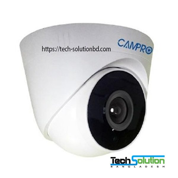2.0MP HD-IP Indoor 30M IR POE Dome