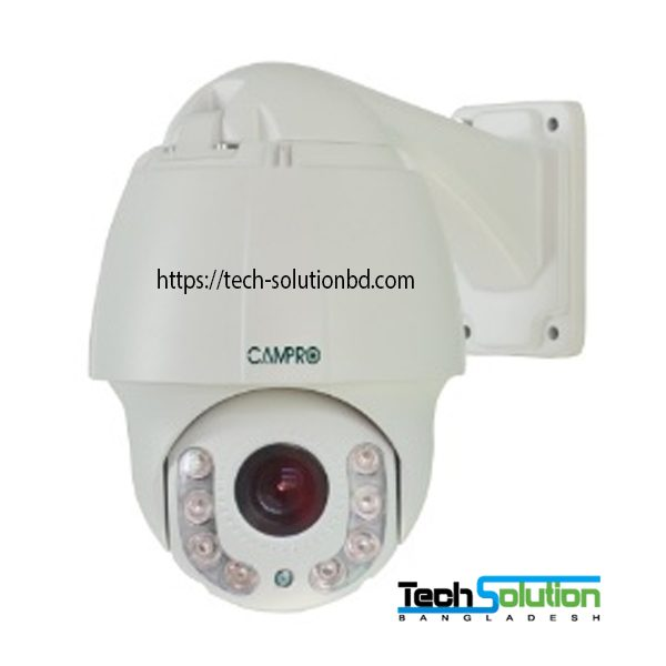 4.5″ 10X 4.0MP HD IP 60M IR PTZ