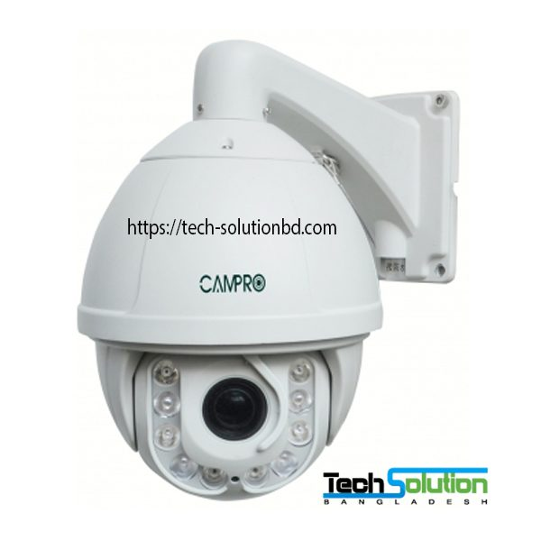 7″ 20X 2.0MP HD IP 180M IR High Speed PTZ
