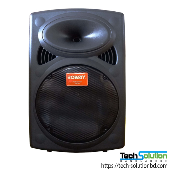 Boway BW 730 Portable Speaker – Black