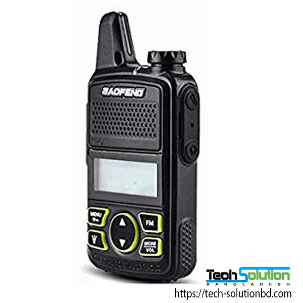 Baofeng BF-T1 16 Channel Two-Way Radio Walkie Talkie