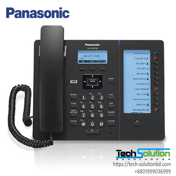 Corded IP Phone KX-HDV230