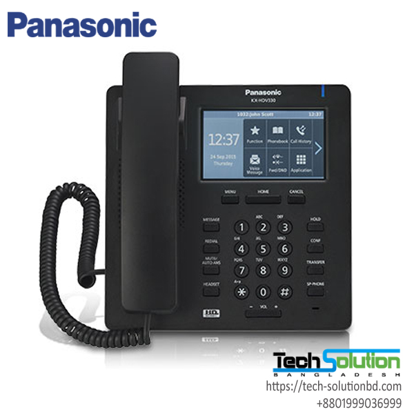 Corded IP Phone KX-HDV330