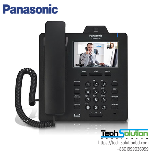 Corded IP Phone KX-HDV430