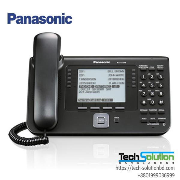 Corded IP Phone KX-UT248