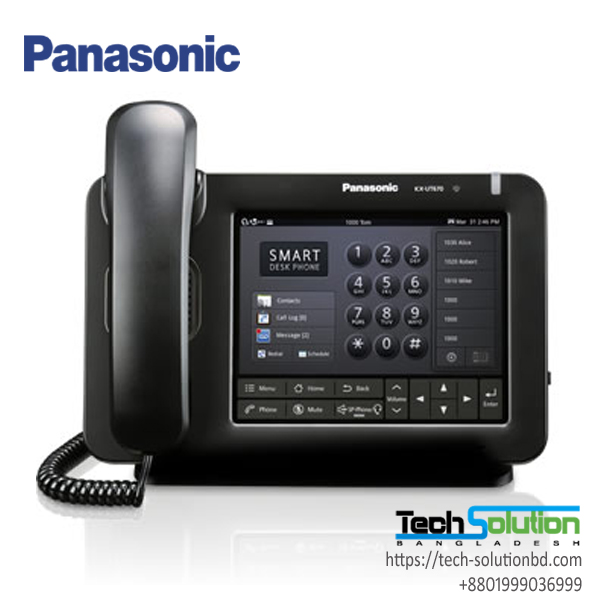 Corded IP Phone KX-UT670