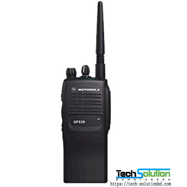 Motorola GP-328 Two Way Radio