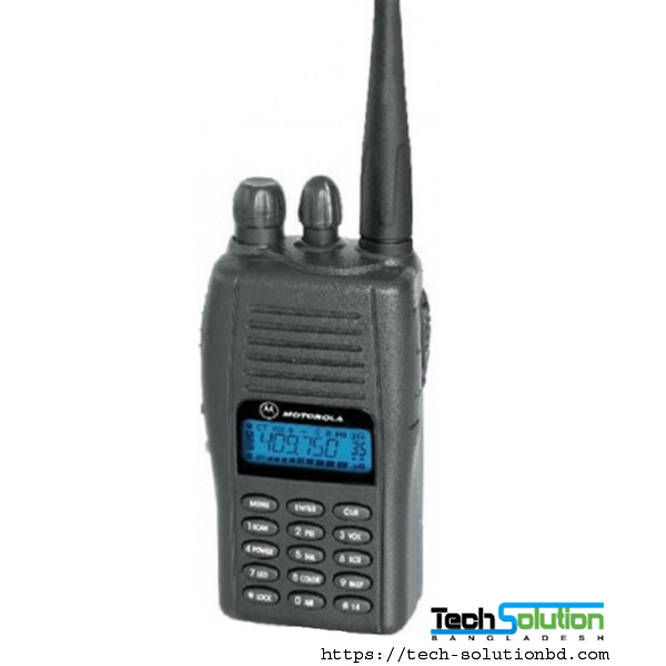 Motorola GP-340plus Long Distance Frequency Walkie-Talkie