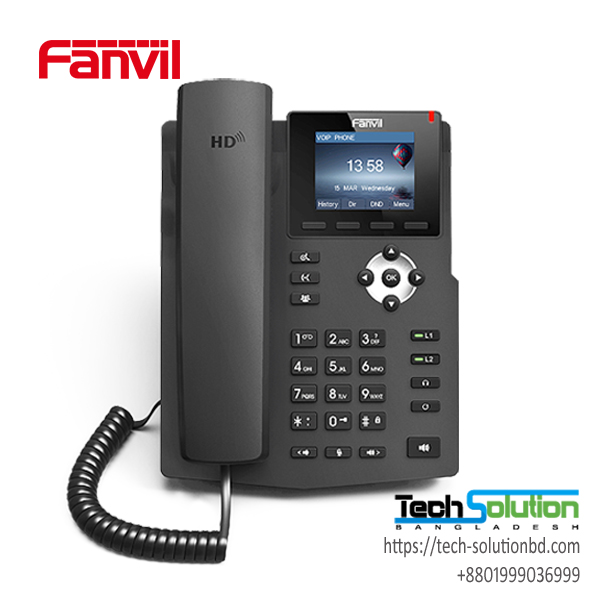 FANVIL X3S/G SOHO IP Phone